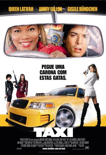 cartaz do filme taxi