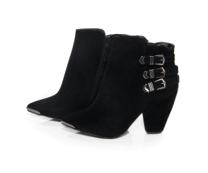 ankle boot no inverno